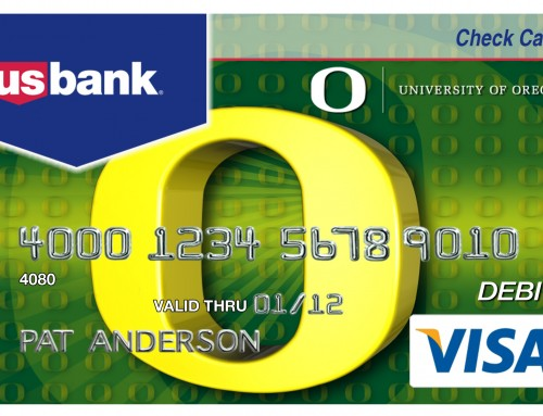 UofO / USbank Debit Card